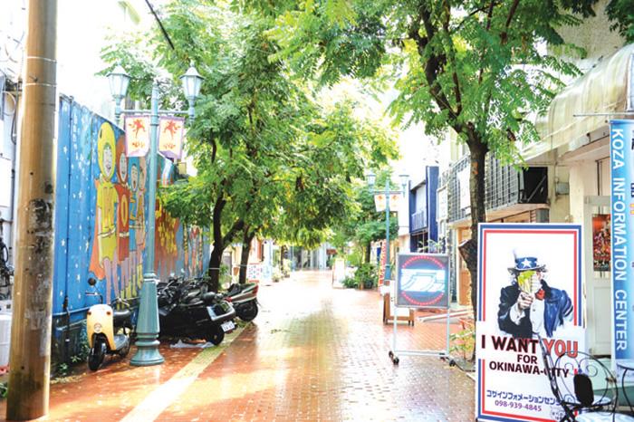 パルミラ通り